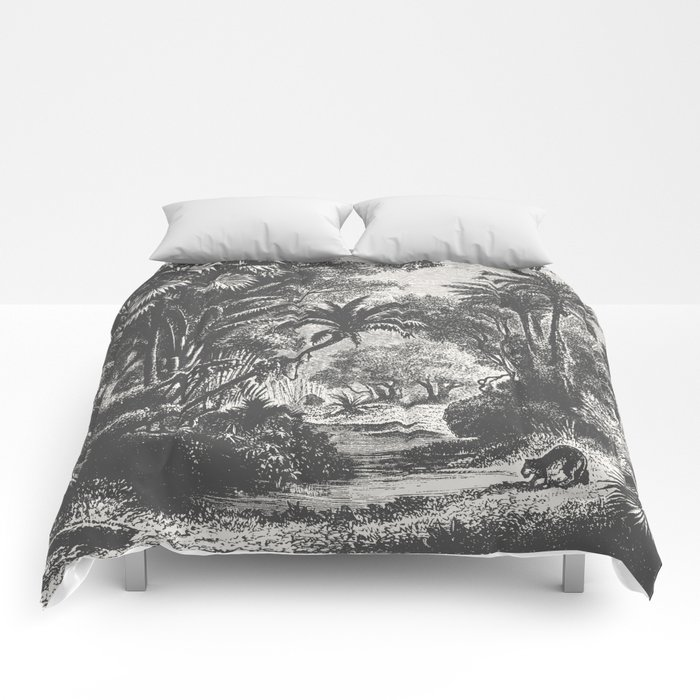 Indian Jungle Comforters