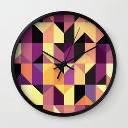 Liquorice Again Wall Clock