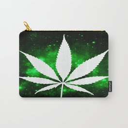 Weed : High Times Green Galaxy Carry-All Pouch