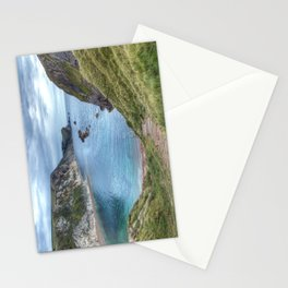 Man O War Bay, Dorset Stationery Cards