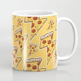 Thunder Cheesy Pizza Coffee Mug