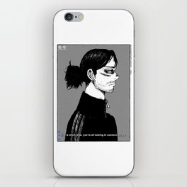 Sensei iPhone Skin