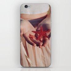 star fish iPhone & iPod Skin