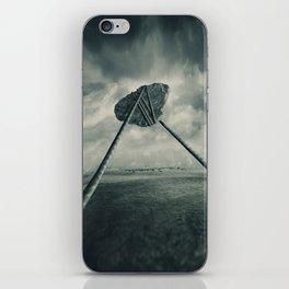 Go fly a kite iPhone Skin