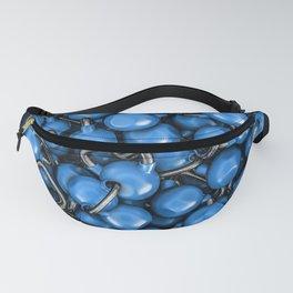 Kettlebells BLUE Fanny Pack