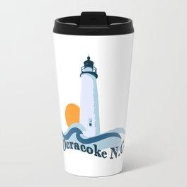 Ocracoke Island - North Carolina. Travel Mug