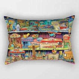 Toy Wonderama Rectangular Pillow