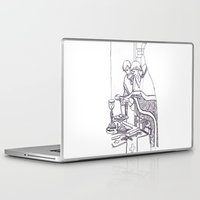 christian Laptop & iPad Skins featuring Christian service by Shelby Claire