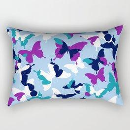 BUTTERFLY SKY Rectangular Pillow