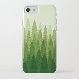C1.3 Pine Gradient iPhone Case