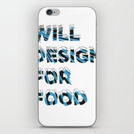 will design iPhone Skin