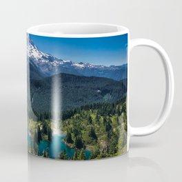 Tolmie Peak Mt Rainier Eunice Lake Coffee Mug