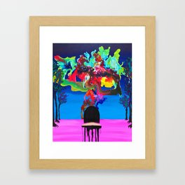 In With The Good Framed Art Print