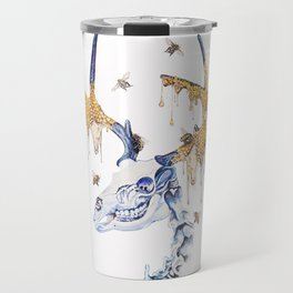 borne from your oblivion you are exalted Travel Mug