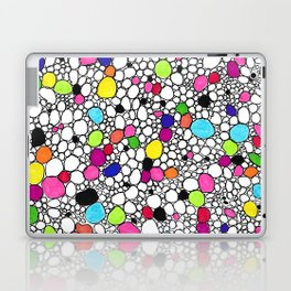 Circles and Other Shapes and colors Laptop & iPad Skin
