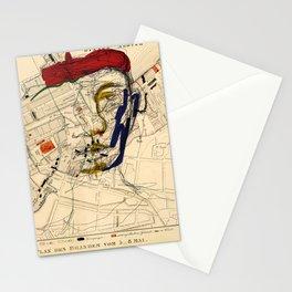 Binnem Portrait Stationery Cards