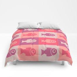 Pesci/Fish Comforters