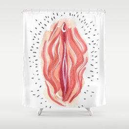 Betty Shower Curtain