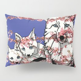 Spring Fox Pillow Sham