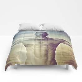 Medical Technology and Advanced Detection Scan Diagnostics System Comforters