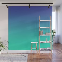 LUSH COVE - Minimal Plain Soft Mood Color Blend Prints Wall Mural