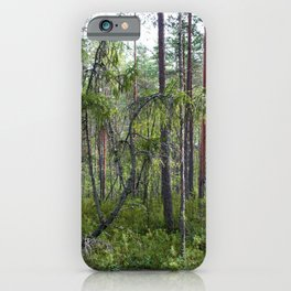 Home of the ancient ones iPhone Case