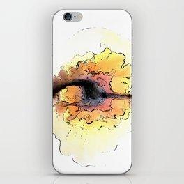 Colour Dialogue 055 iPhone Skin