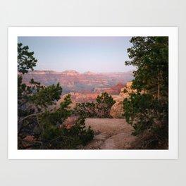 Grand Canyon #1 Art Print