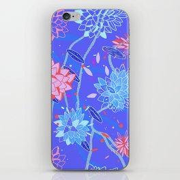 Heroinax Freaky Flowers iPhone Skin