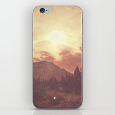 Kananaskis Country iPhone & iPod Skin