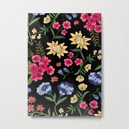 Flowers 102 Metal Print