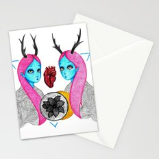 The Acid Sisters Stationery Cards