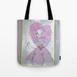 Velvetesque Dolls • Victorian Collection #4A Tote Bag