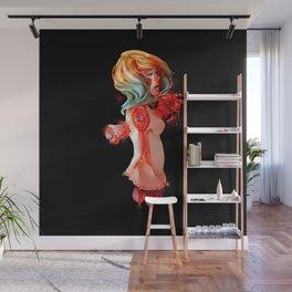 Heart Wrenching Wall Mural