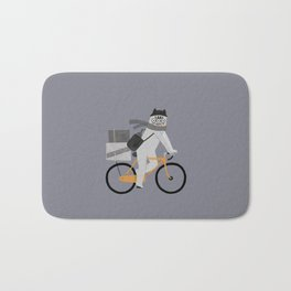 beer porter of hoppiness Bath Mat