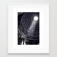 italy Framed Art Prints featuring Italy by Jessica Krzywicki