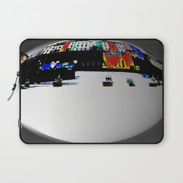 Boats In The Habour Laptop Sleeve