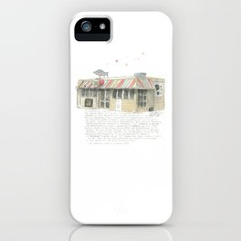 5 Majoribanks Street, Wellington iPhone Case
