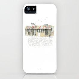 5 Majoribanks Street, Wellington iPhone Case