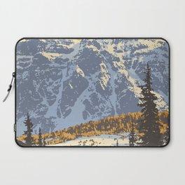 Banff National Park Laptop Sleeve
