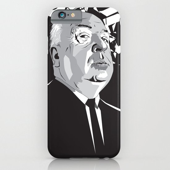Hitchcock iPhone & iPod Case