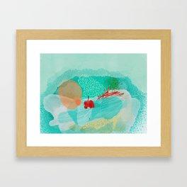 Expressionnism - April Framed Art Print