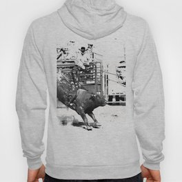 Rodeo Bull Riding Champ Hoody