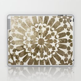 Moroccan Gold I Laptop & iPad Skin