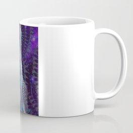 Snow Leopard Late Night Coffee Mug