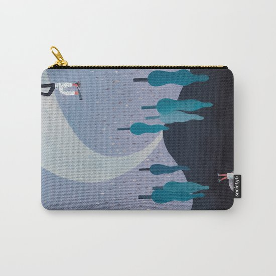 I'll come see you Carry-All Pouch