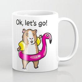 Guinea pig adflaig Coffee Mug