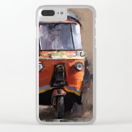 Bajay Clear iPhone Case