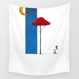 The Moon Wall Tapestry