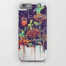 City of Flower Slim Case iPhone 6s